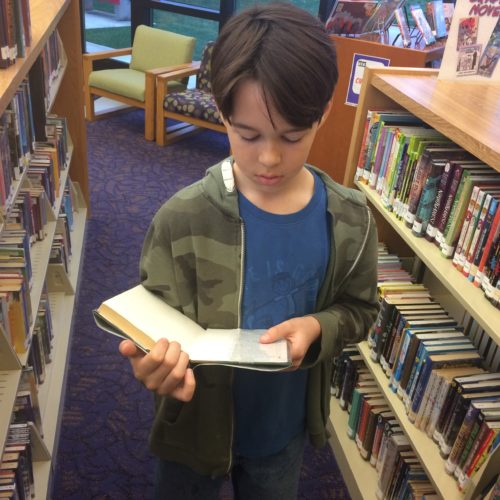 reading and writing classes for children