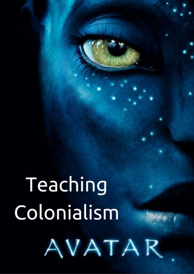 Unit for using Avatar to teach colonialism.