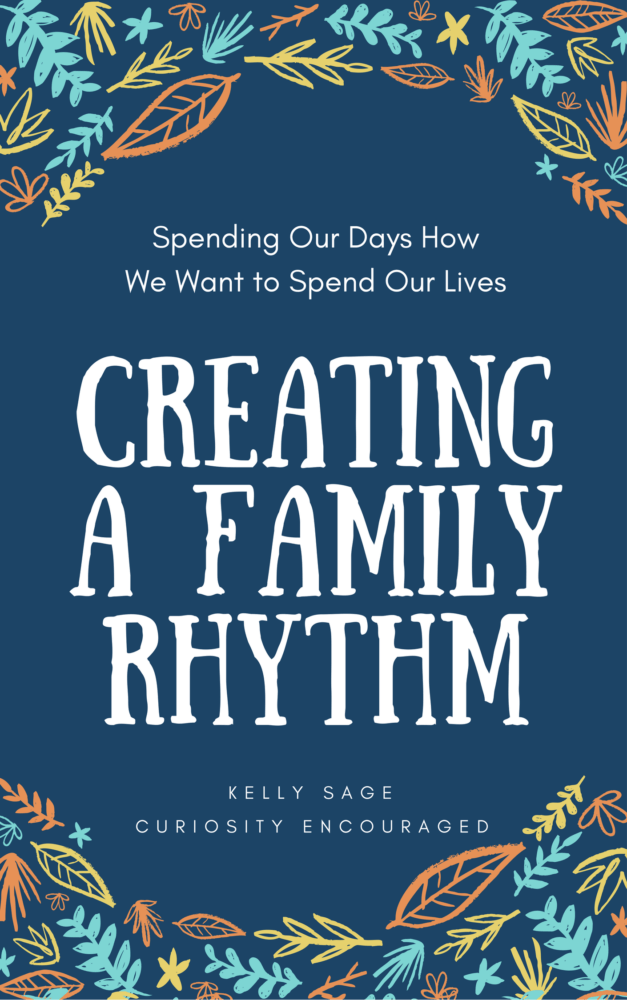 create a family rhythm