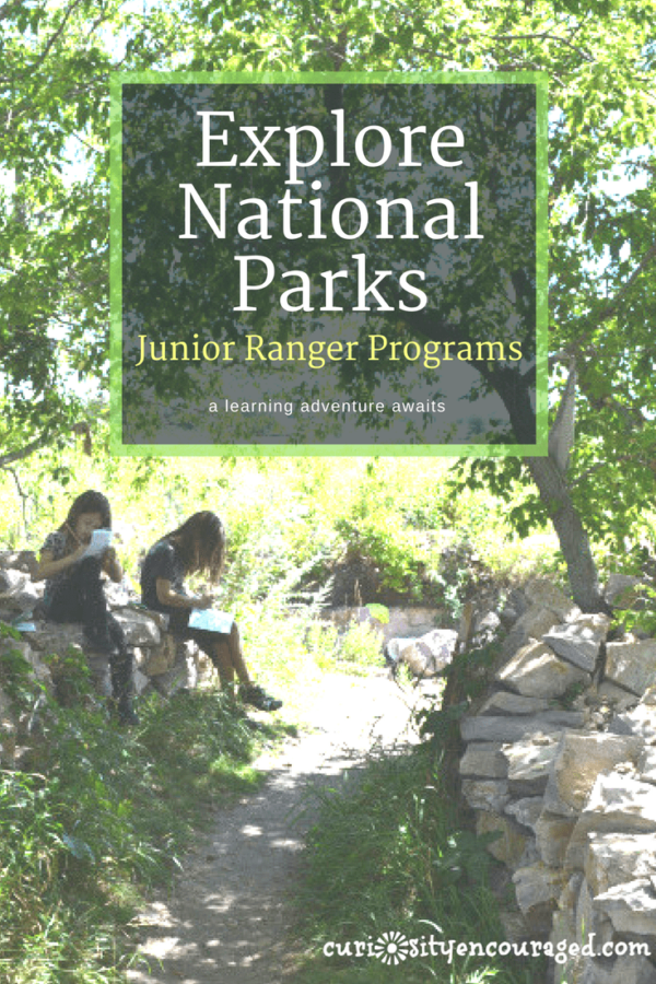 Explore National Parks with the Junior Ranger Program