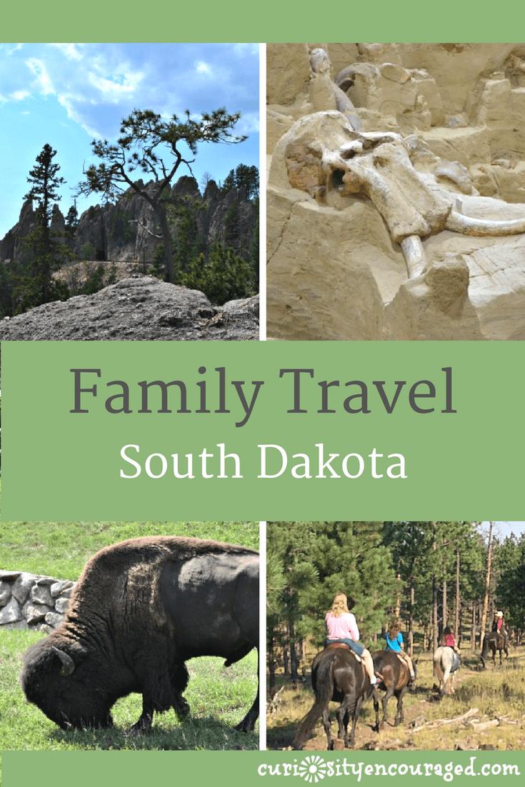 Travel with Kids to South Dakota