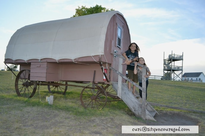 Travel with Kids to South Dakota, Visit Ingalls Homestead, Family Travel, South Dakota