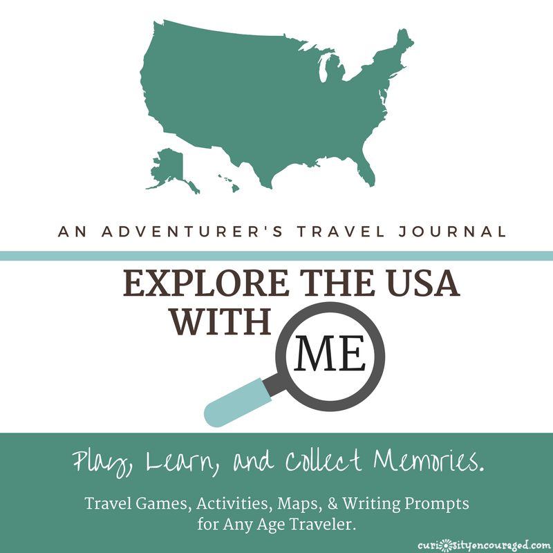 Explore the USA with Me, An Adventurer's Travel Journal