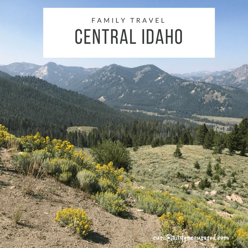 Family Travel Central Idaho