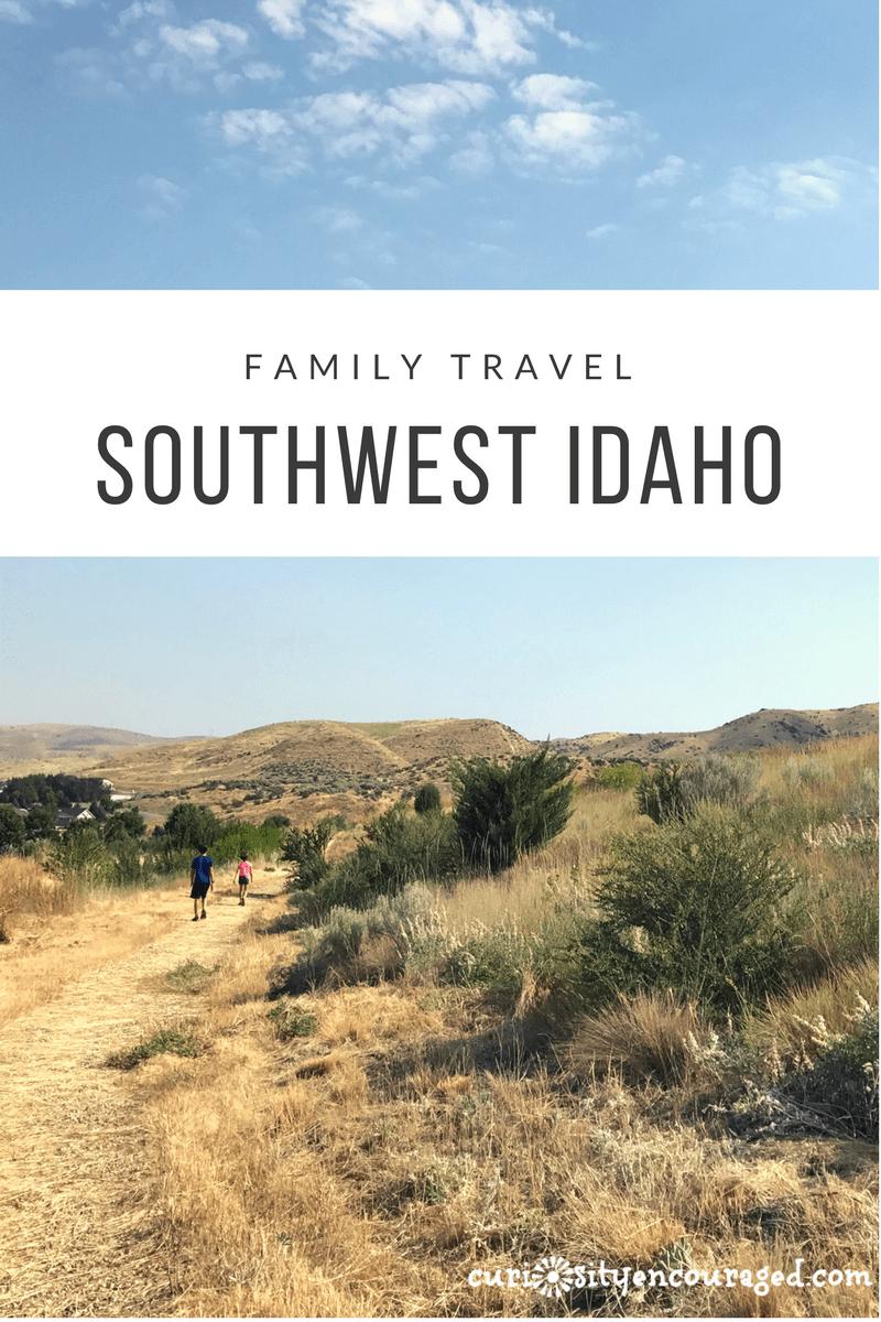 Family Travel Southwest Idaho