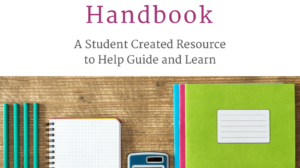 A Math Handbook | A Student Created Resource to Guide Their Learning