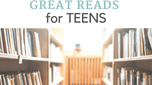Teen Read Week | 50 Great Reads for Your Teen