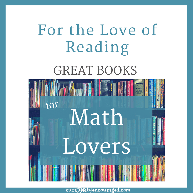 Best Books for Math Lovers- Read together and encourage the love of reading.